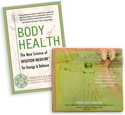 Body of Health book + CD set