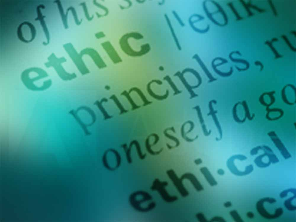 """Code of Ethics"" image"