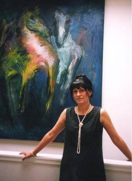 AIM founder, Francesca McCartney PhD