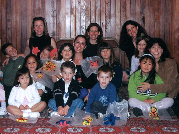 photo of Children's Intuition & Meditation Class
